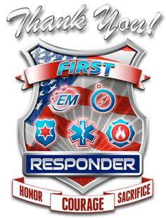 First Responders Sunday